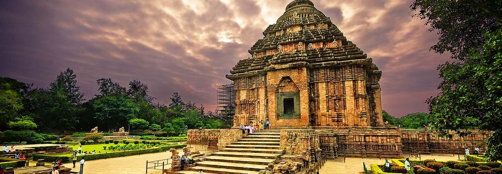 konark - Must Travel Places in India