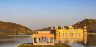 Places to Visit in Jaipur sunset