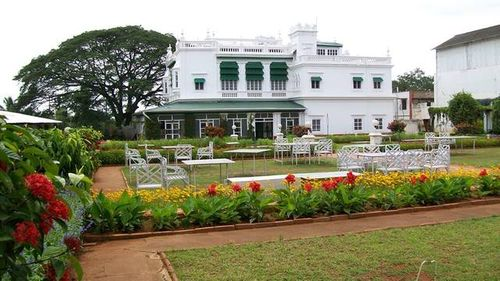Top Heritage Hotels In India