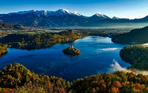 Lake Bled -  Best Holiday Destinations