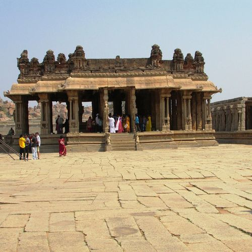 Vittala Temple - Oldest Temples In India