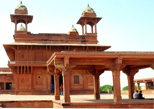 fatehpur sikri - world heritage sites in India