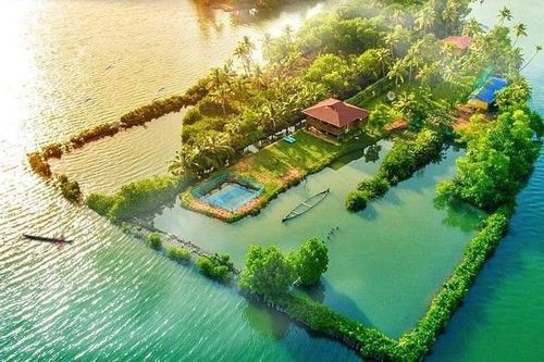 Kerela Private Island