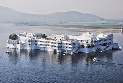 Top heritage hotel in india