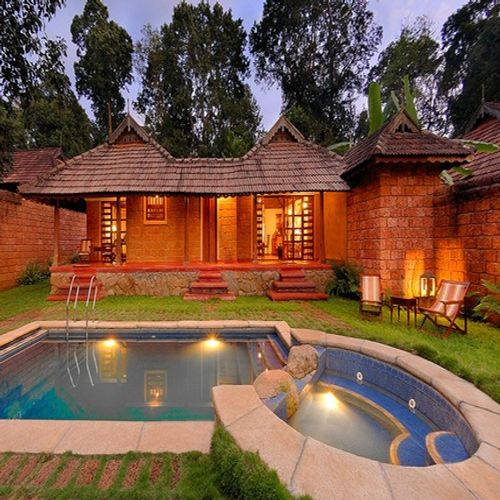 coorg - places to stay