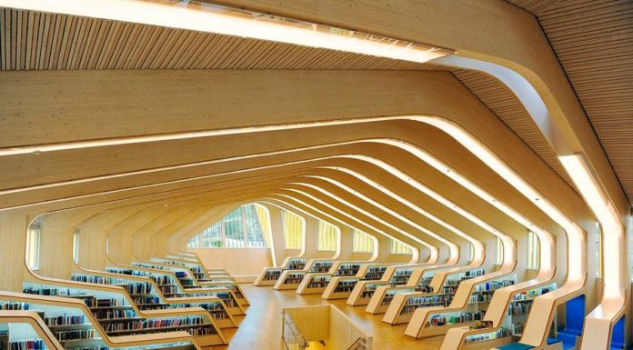 best libraries in world