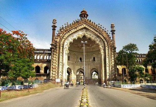 places in lucknow